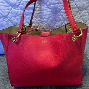 Ralph Lauren RLL handbag